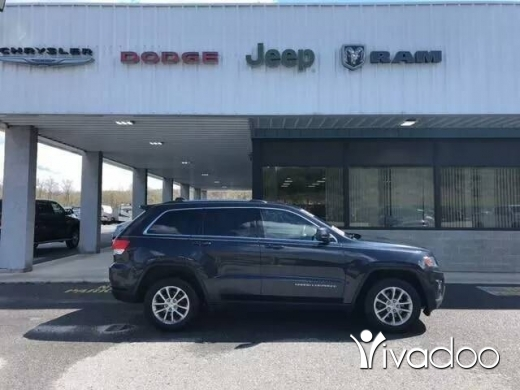 Jeep in Beirut City - 2014 Jeep Grand Cherokee trail rated