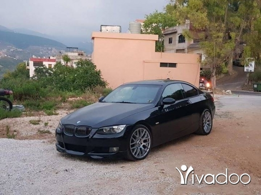 BMW in Beirut City - E92 335 2007
