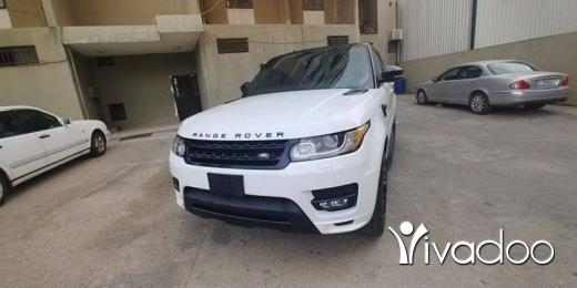 Land Rover in Beirut City - Range rover sport mod. 2014