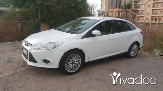 Ford in Beirut City - Ford focus full automatic 2013