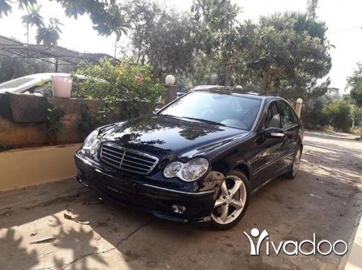 Mercedes-Benz in Beirut City - mercedes c230 v6 2006