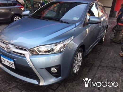 Toyota in Beirut City - Toyota Yaris 2015