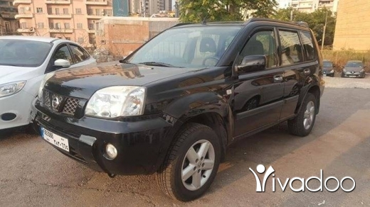 Nissan in Beirut City - Nissan xtrail 4WD full automatic 2009
