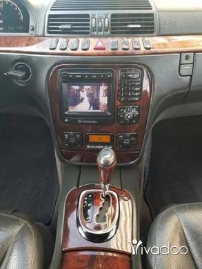 Mercedes-Benz in Hazmieh - KATAYA MOTORS MARCEDS S600 V12 ODO143