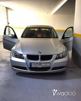 BMW in Beirut City - The cleanest bmw 318ia 2006 germany