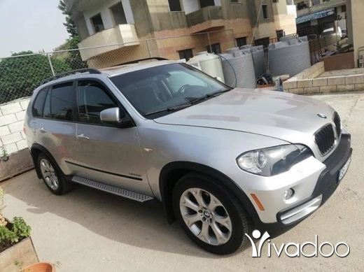 BMW in Saida - Bmw x5 modell 2009for sell or trade 70969650