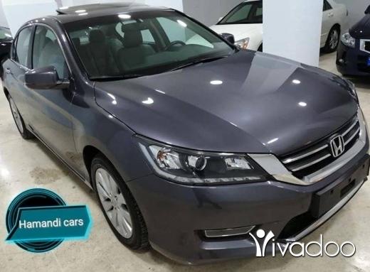 Honda in Beirut City - HONDA ACCORD EXL