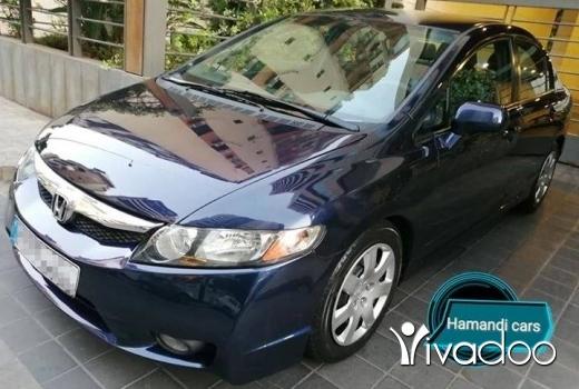Honda in Beirut City - HONDA CIVIC