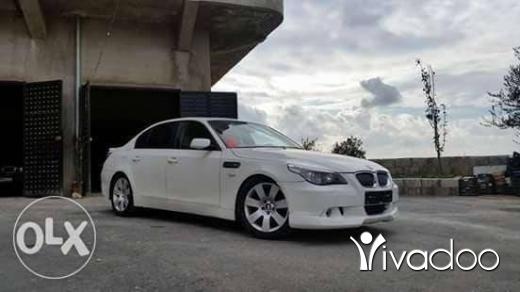 BMW in Beirut City - Seyara 5ar2a man2sea chi 530 2nkad 2ma tebdil 3ala marsedes E320 tawsol wates2p (76093446) ..