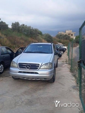 Mercedes-Benz in Zgharta - Mercedes ml 2000. 03934993