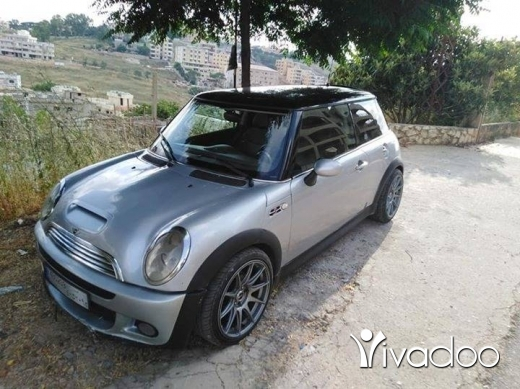 Mini in Nabatyeh - Mini cooper S