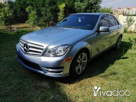 Mercedes-Benz in Adloun - Excellent C250 model 2013 Basme