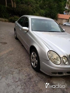 Mercedes-Benz in Tripoli - مرسيدس E200 2004 كمبراسور ميكانيك وحديد كل شي نظيف المانية.امكانية الفحص بالكامل.70455414