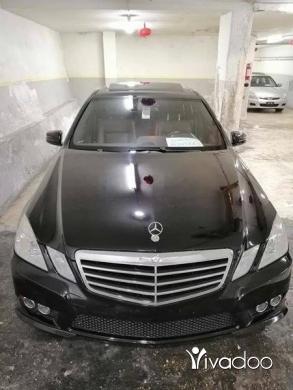 Mercedes-Benz in Beirut City - E350 MODEL 2010 CLEAN CAR FAX اسود اسود سياره كثير نظيفه خارقه سعر نهائي