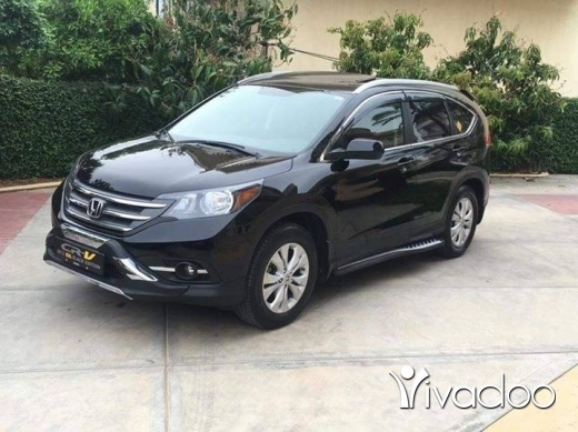 Honda in Tripoli - honda crv exl 2012 black in black