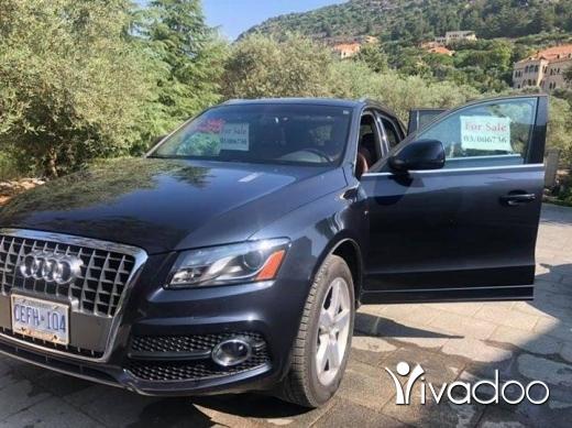 Audi in Beirut City - Audi Q5 2.0T 2012 quattro S-Line
