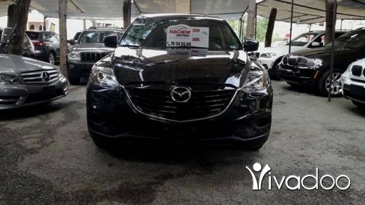 Mazda in Beirut City - CX9 black/black 2014 Turing