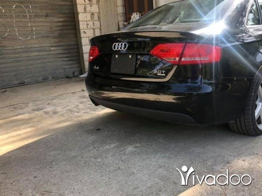 Audi in Beirut City - Audi A4 2.0T 2012 black on black