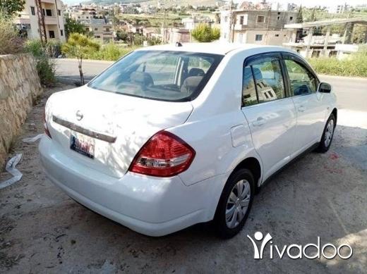 Nissan in Nabatyeh - Nissan TIDA