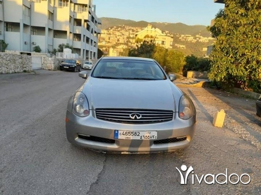 Infiniti in Beirut City - Infinity