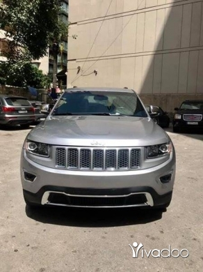 Jeep in Beirut City - Grand cherokee 2015
