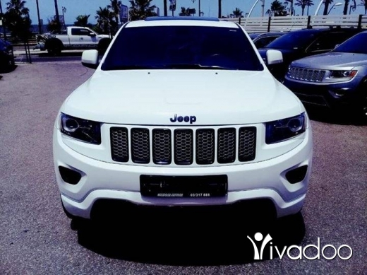 Jeep in Beirut City - Grand cherokee 2014 AlTUTIDE