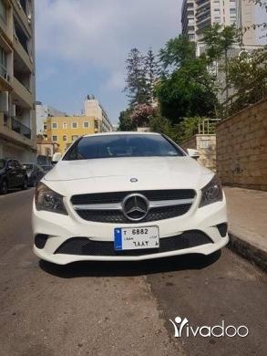 Mercedes-Benz in Beirut City - Mercedes Benz CLA 250
