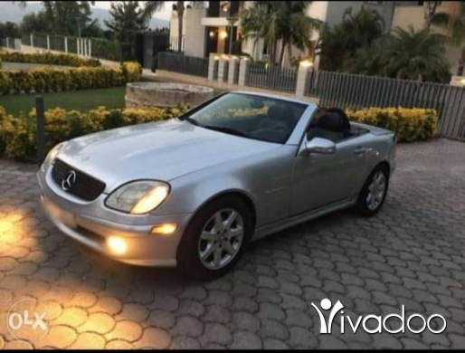 Mercedes-Benz in Beirut City - mercedes SLK 230 Kompressor Model 2003