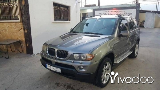 BMW in Beirut City - X5 3.0 2004