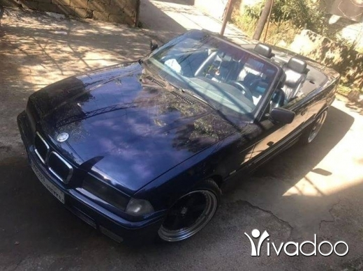 BMW in Beirut City - BMW 325 i 1993