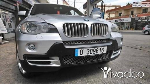 BMW in Beirut City - Bmw x5 e70 v8