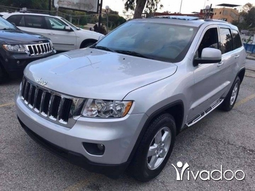 Jeep in Beirut City - Grand cherokee 4x4 2011