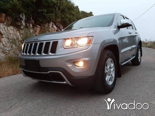 Jeep in Beirut City - Grand cherokke 2014 clean car fax full otion