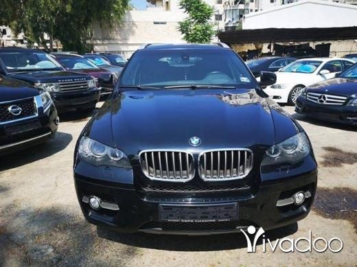 BMW in Beirut City - BMW x6 v8 2008