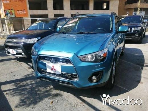 Mitsubishi in Beirut City - Mutsubichi Outlander SPORT ASX 2014