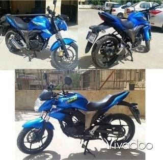 Suzuki in Beirut City - For sale Suzuki Gixxer 2016