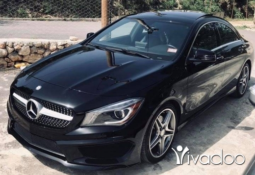 Mercedes-Benz in Beirut City - Mercedes benz cla 250 4matic mod 2015
