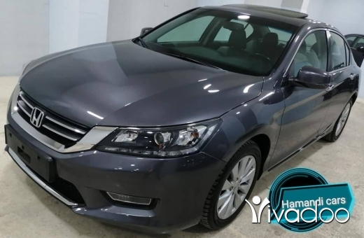 Honda in Beirut City - HONDA ACCORD 2013