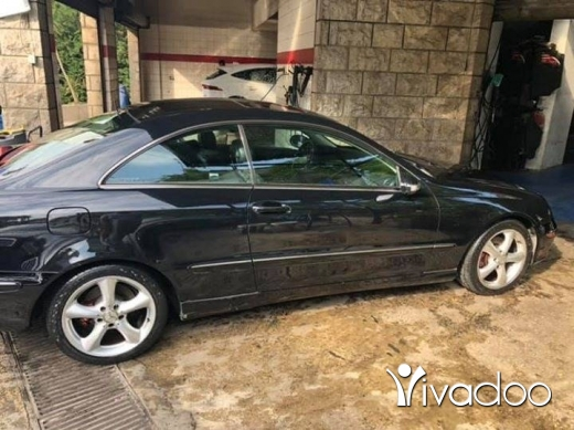 Mercedes-Benz in Beirut City - Mercedes clk 320 mod 2003