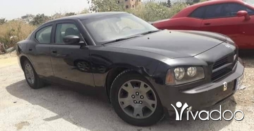 Dodge in Beirut City - Charger model 2007 v6 enkaad