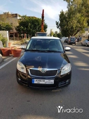 Skoda in Beirut City - Skoda fabia 2010