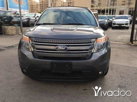 Ford in Beirut City - Ford Explorer Limited 2011