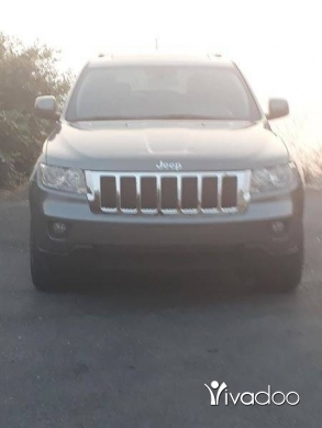 Jeep in Beirut City - Jeep grand Cherokee Laredo 2011