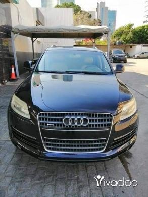 Audi in Beirut City - Audi Q7