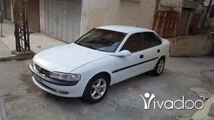 Opel in Tripoli - اوبل فيكترا للبيع ٩٧/