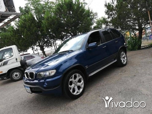 BMW in Kfar Yachit - X5 2001 6v
