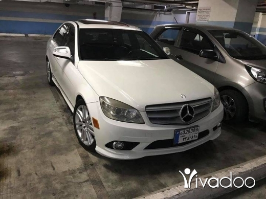Mercedes-Benz in Beirut City - mercedes c300 look amg