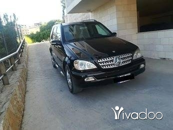 Mercedes-Benz in Zahleh - Mercedes ml model 2002