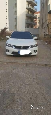 Honda in Tripoli - Honda accord
