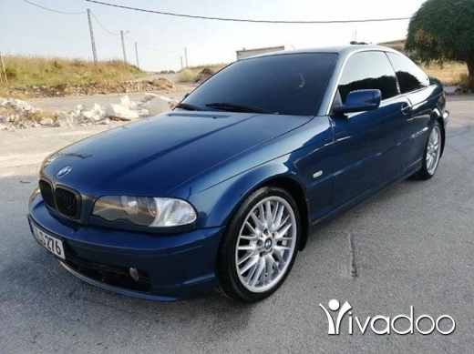 BMW in Beirut City - BMW CI MODEL:2002